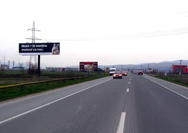 Panouri publicitare pe Cluj Oradea