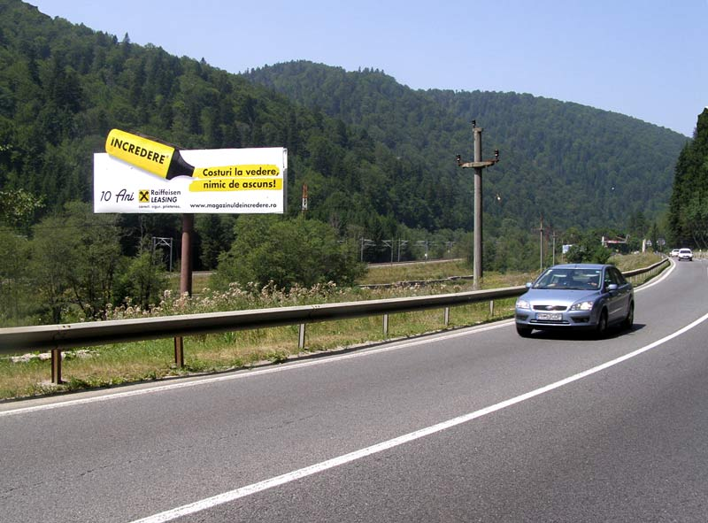 Outdoor advertising production
